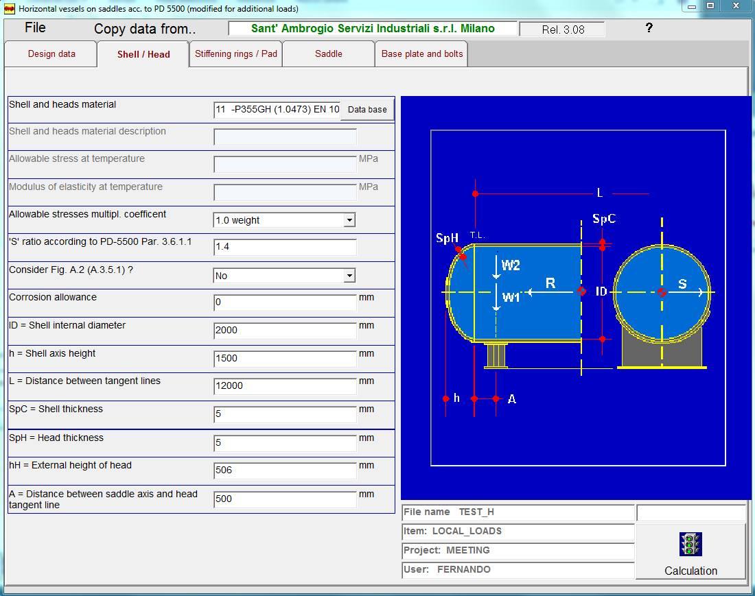 Classic software - Sant'Ambrogio Servizi Industriali