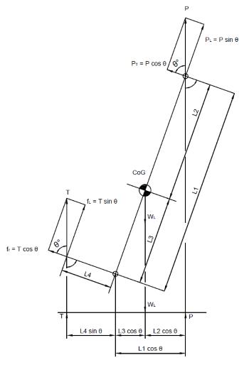 Erection of vertical vessels - Sant'Ambrogio Servizi Industriali